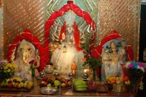 Adhya Shakthi Mataji Temple Middlesex 1