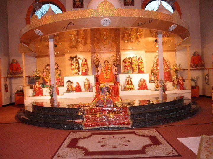 American Sevashram Sangha Of Hinduism Jamaica 1