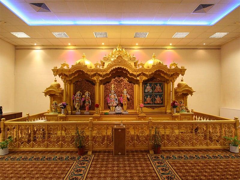 BAPS Shree Swaminarayan Mandir 3