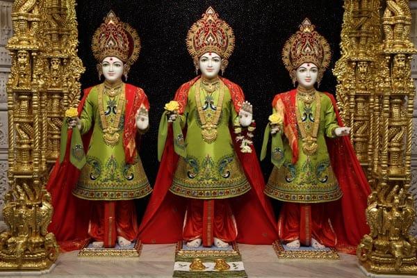 (BAPS) Shri Swaminarayan Mandir 4pg