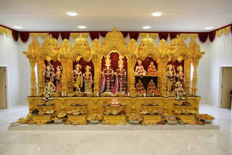 (BAPS) Shri Swaminarayan Mandir 7