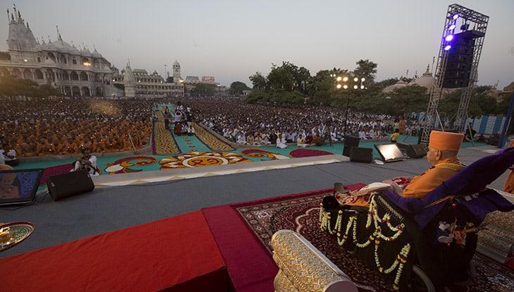 BAPS Shri Swaminarayan Mandir Brunswick 1
