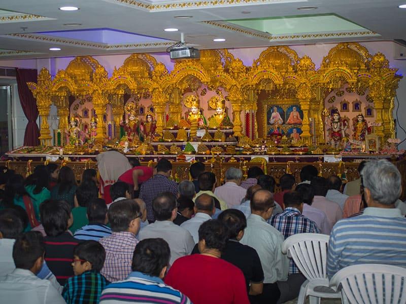 BAPS Shri Swaminarayan Mandir Brunswick 3