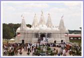 BAPS Shri Swaminarayan Mandir Chicago Bartlett 2