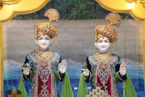 BAPS Shri Swaminarayan Mandir Indiana 2