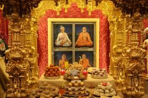 (BAPS) Shri Swaminarayan Mandir, Manchester - Ashton