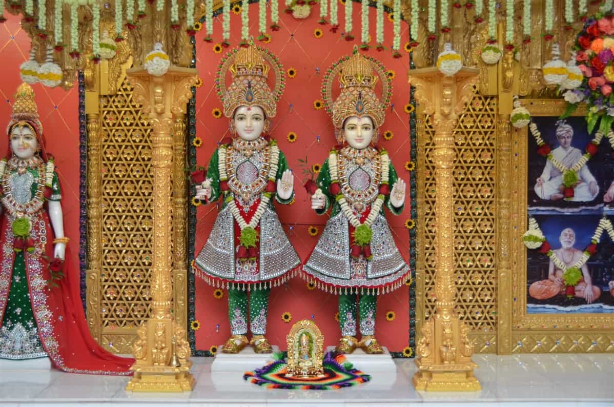 BAPS Shri Swaminarayan Mandir Morrisville 5