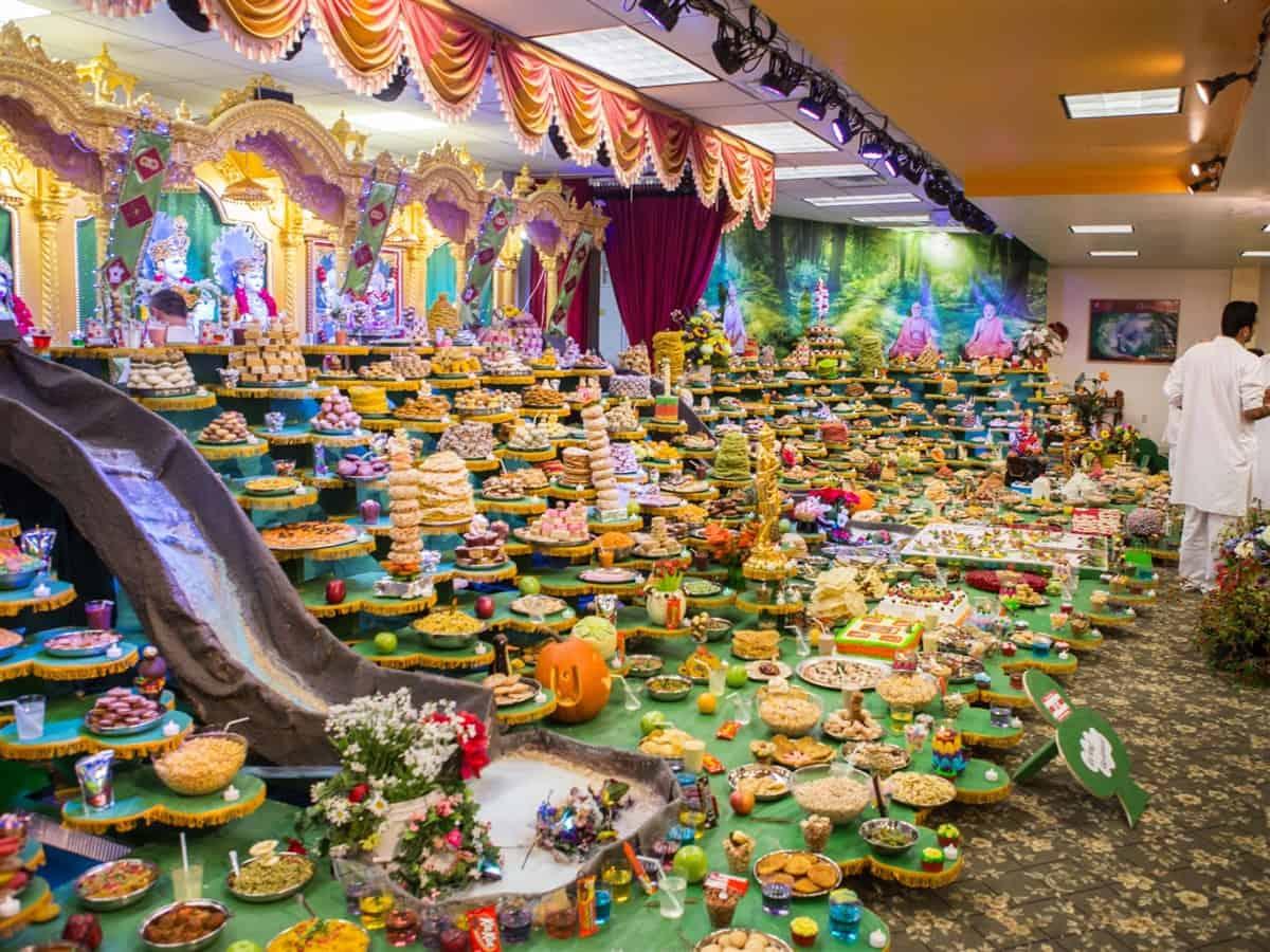 BAPS Shri Swaminarayan Mandir New Castle  5