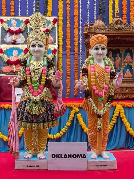 BAPS Shri Swaminarayan Mandir Oklahoma 2