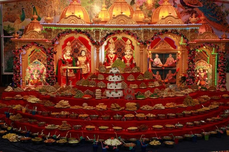 BAPS Shri Swaminarayan Mandir Plain City 4