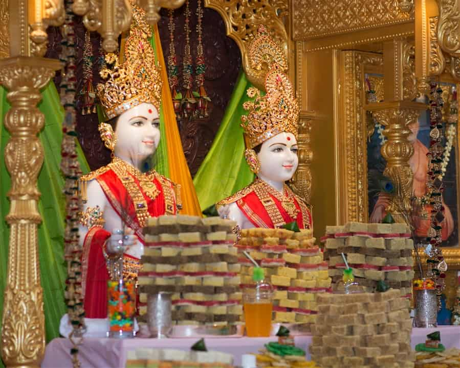 BAPS Shri Swaminarayan Mandir St Louis 2