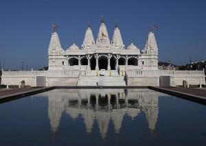 BAPS Shri Swaminarayan Mandir Texas