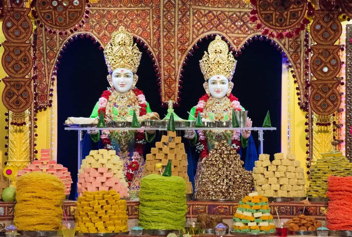 BAPS Swaminarayan Mandir Hatfield 3