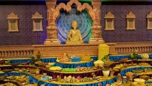 BAPS Swminarayan Temple Edison 4