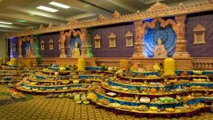 BAPS Swminarayan Temple Edison 5