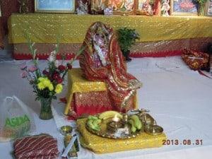 Bhagwati-Shakti-Peeth Nottingham 2