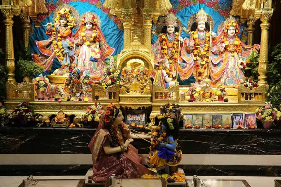 Bhaktivedanta Manor London 2