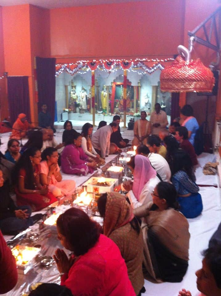 Bharat Sevashram Sangha London -4