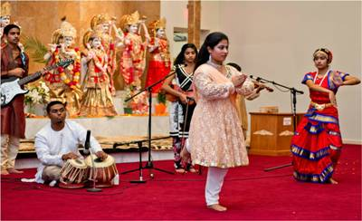 Bharat Sevashram Sangha Of North America New Jersey 1