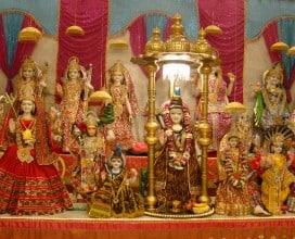 Bhuvaneshwar Mandir Queens 1