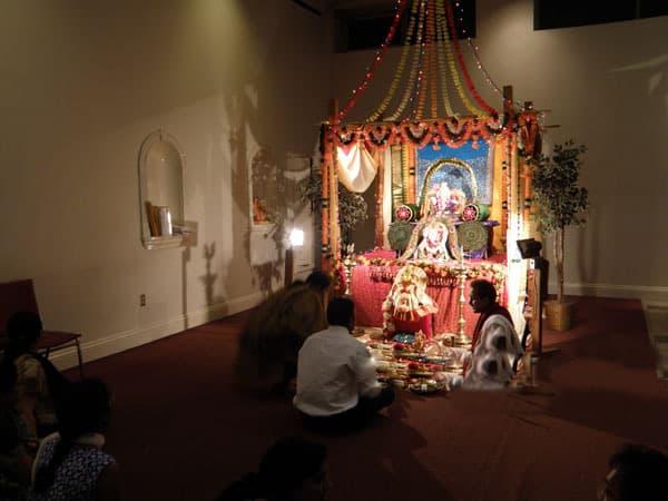 Birmingham Hindu Temple Pelham 1