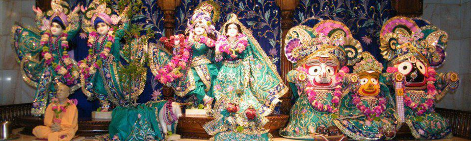 Boise Hare Krishna Temple 1