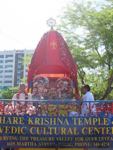 Boise Hare Krishna Temple 5