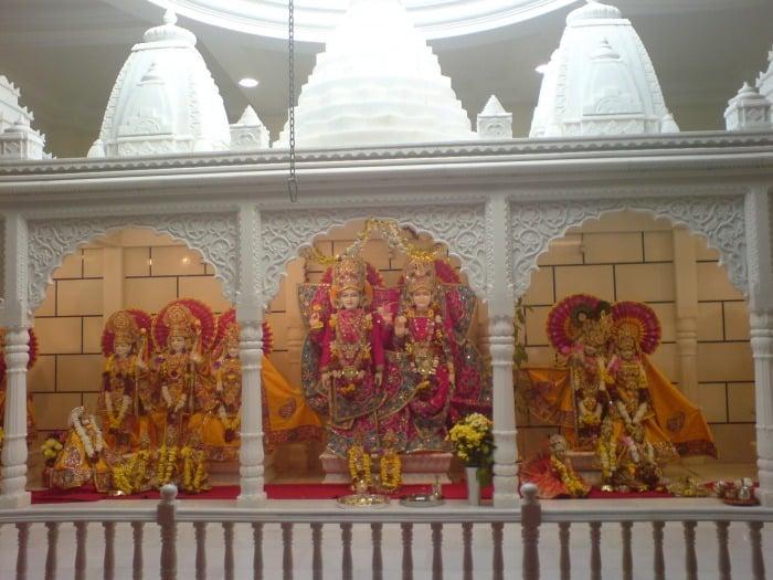 Bradford Lakshmi Narayan Hindu Temple 3