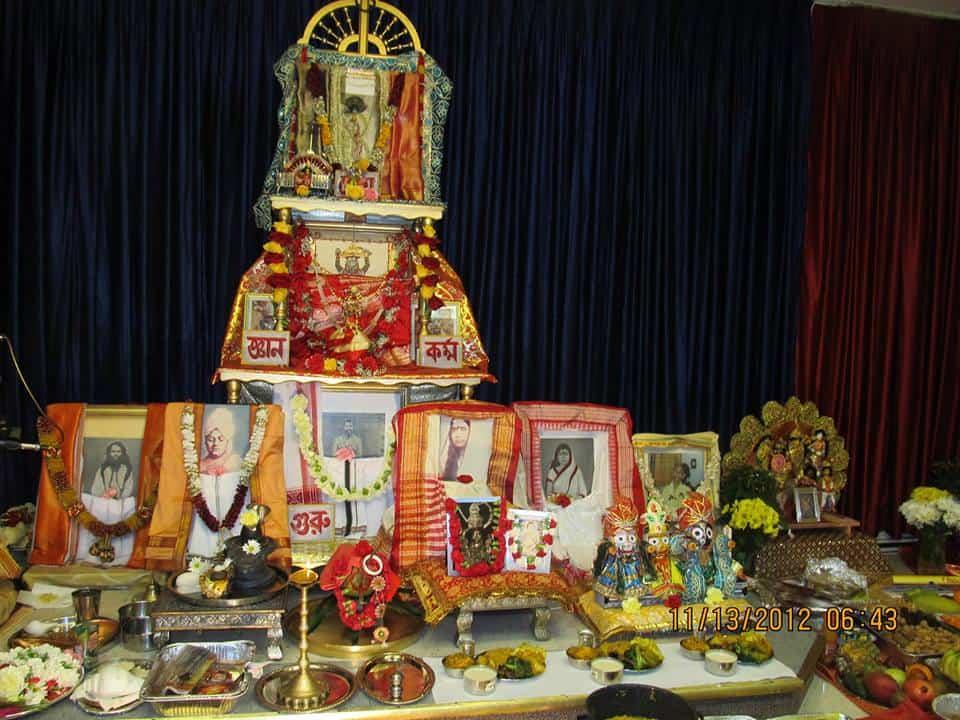 Dakshineswar Ramkrishna Sangha Adyapeath Somerset 1