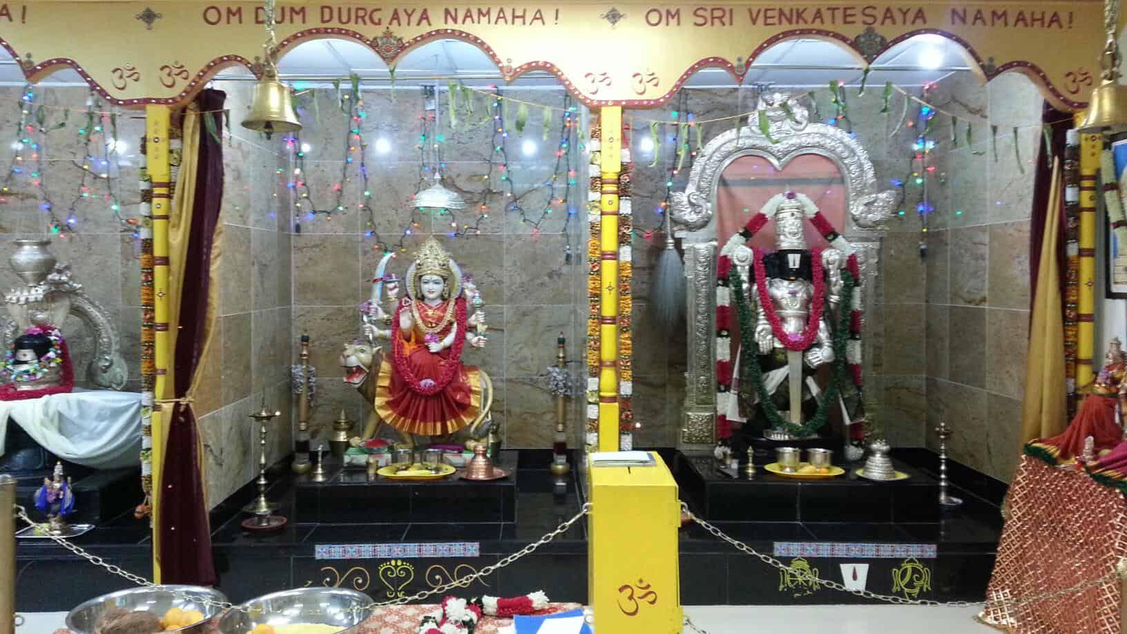 Flower Mound Hindu Temple 3
