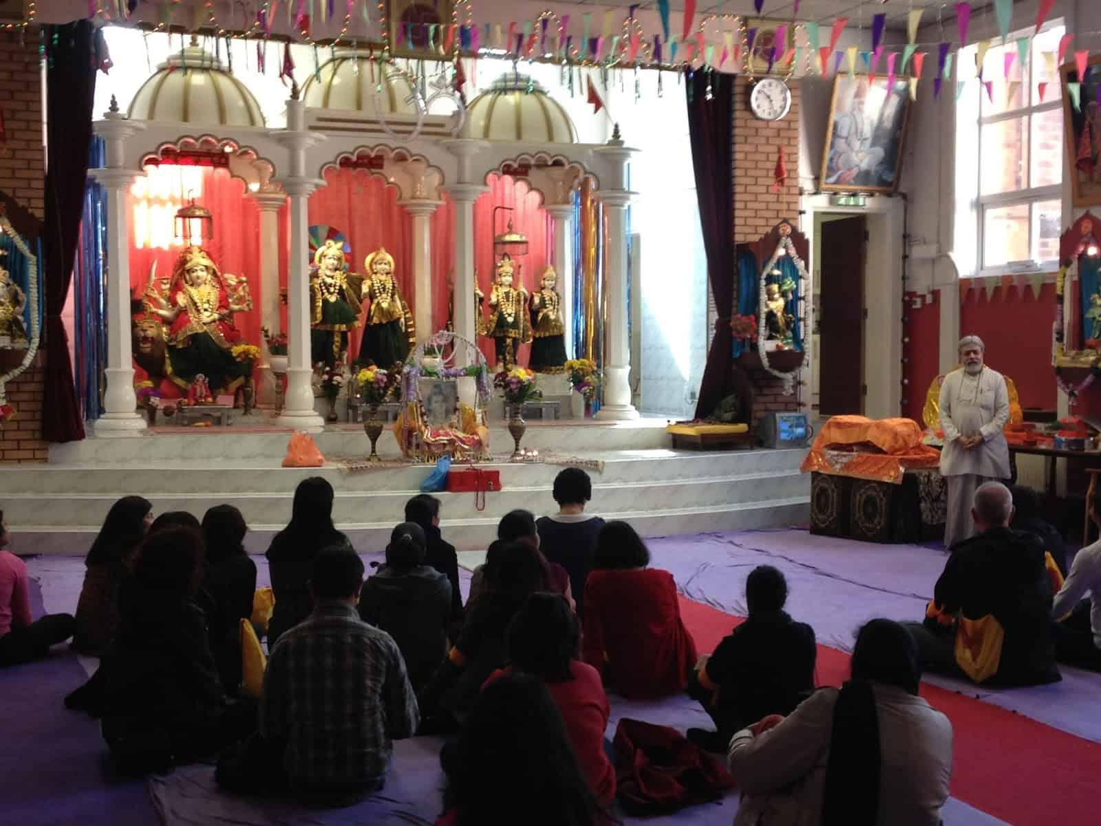 Gita Bhavan Hindu Mandir 2
