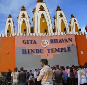 Gita Bhavan Hindu Mandir 3