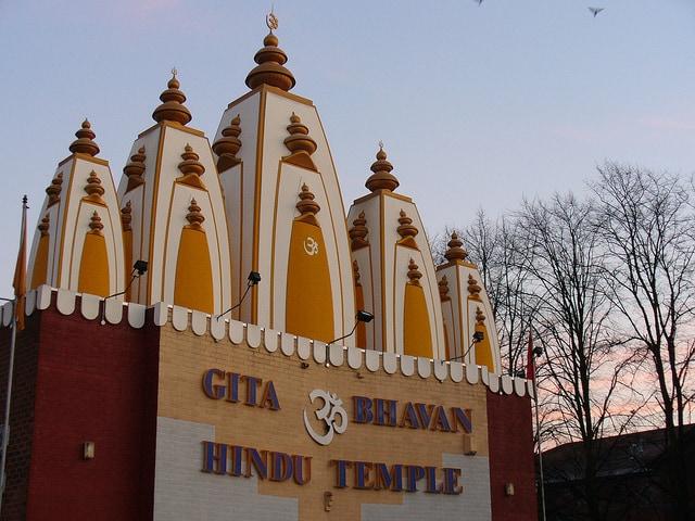 Gita Bhavan Hindu Mandir 5