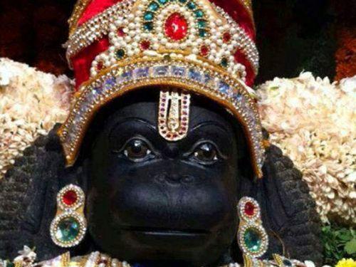 Hanuman Mandir Alpharetta 1