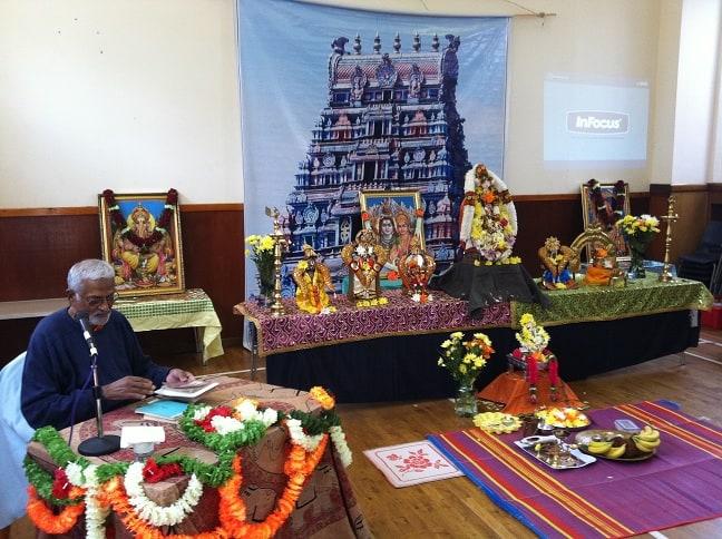 Hindu Temple, Aberdeen 3
