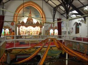 Hindu Temple Bristol 2