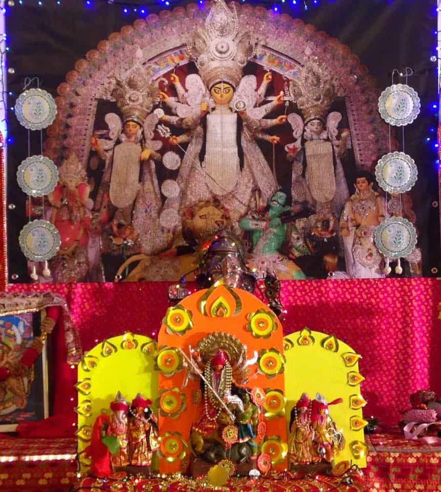 Hindu Temple & Cultural Centre Edinburgh 4