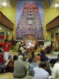 Hindu Temple Glasgow