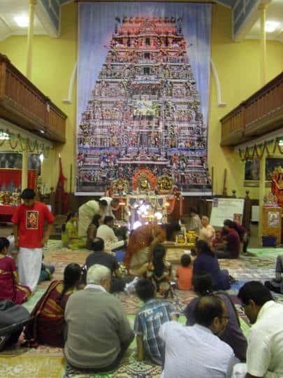 Hindu Temple Glasgow 1