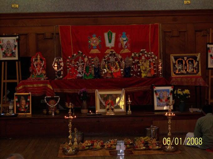 Hindu Temple Glasgow 2