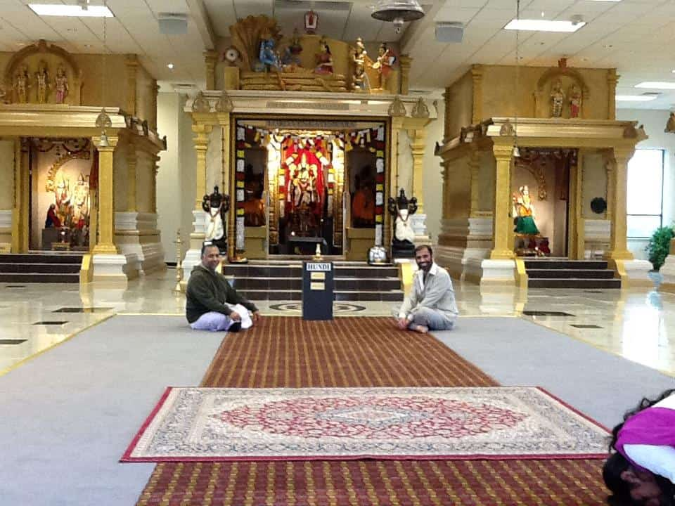 Hindu Temple Of Dayton Beavercreek 1