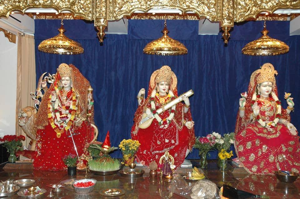 Hindu Temple Of Greater Cincinnati 1