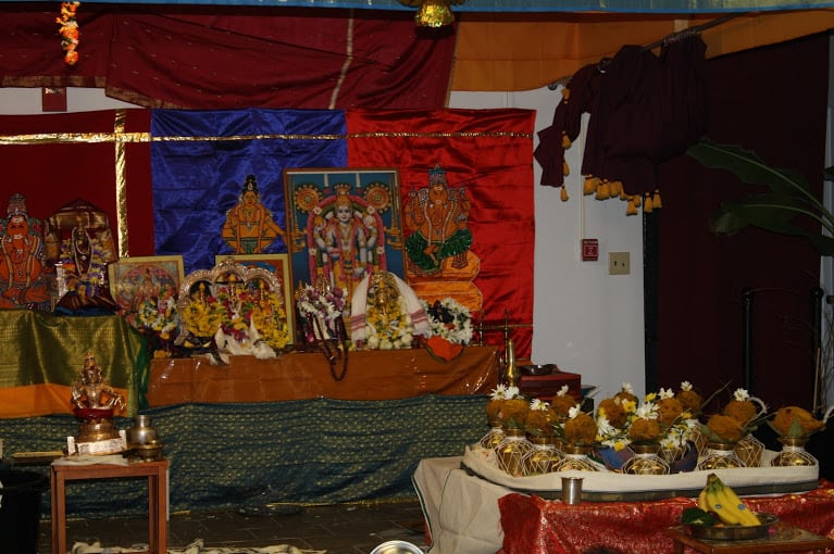Hindu Temple Of New Hampshire 1