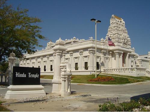 Hindu Temple Of Omaha 1