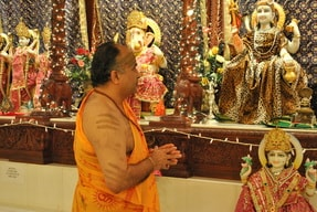 Hindu Temple Society Of Greater New Orleans 4