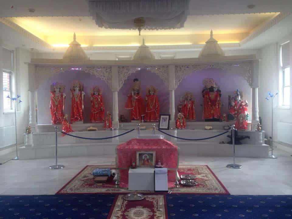 Holly Mission of Guru Nanak London 1