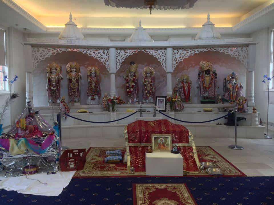 Holy Mission of Guru Nanak London 2