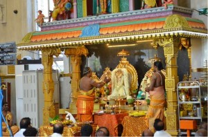 Kanaga Thurkkai Amman Temple London