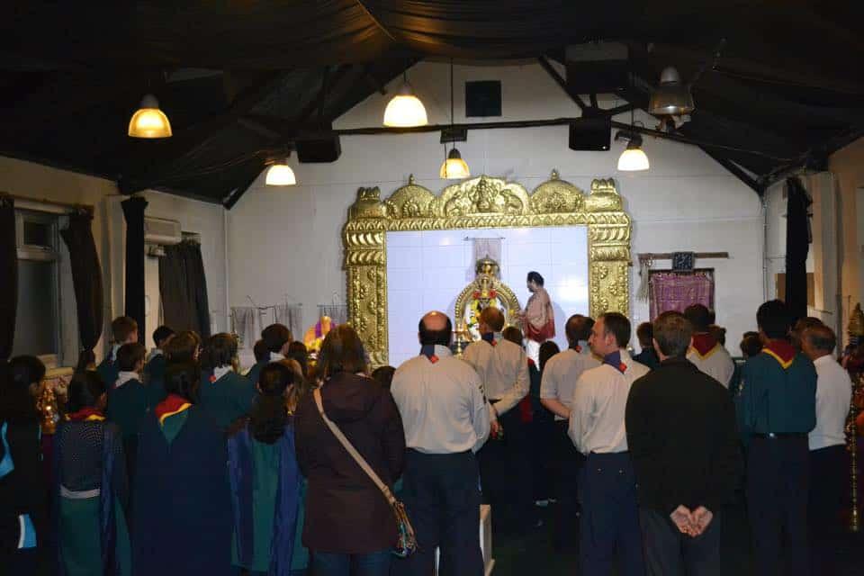 London Ganapathy Temple 5