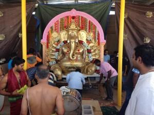 Mahaganapati Temple Maricopa  3
